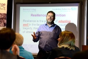 Recovery College helps people better self-manage their mental health challenges.