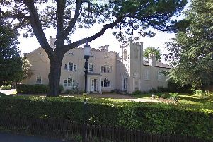 The Elms, Bedhampton, where the meeting will take place. Picture: Google Street View