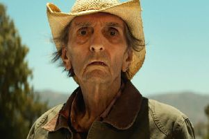 Harry Dean Stanton in Lucky