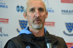 Sussex and Adelaide Strikers coach Jason Gillespie / Picture by PW Sporting Photography