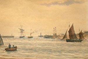 Hundreds of people in Shoreham and Southwick were employed in occupations such as shipwrights, ship chandlers, sailmakers, sawyers, anchor smiths, blacksmiths and rope makers SUS-170410-161838003