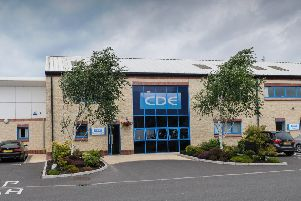 CDE Global, Cookstown - where 50 new jobs are being created.