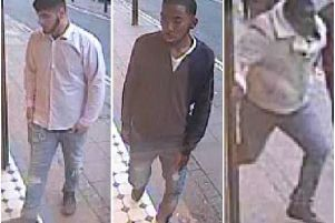 Do you recognise these men? SUS-191103-153340001
