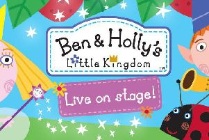 Ben & Hollys Little Kingdom