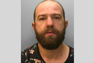 Alex Besmir has been jailed for the stabbing. Picture: Sussex Police