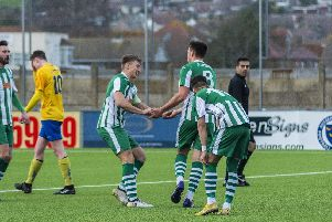 Best non-league home records in Sussex football