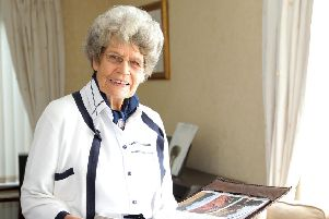 Co Tyrone missionary Maud Kells is releasing a book about her life in Africa
