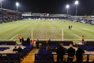 Luton Town are four points clear at the top