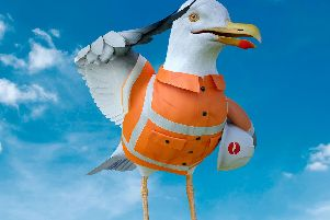 Network Rail has moved engineering work to accommodate Seagulls fans on their way to Wembley