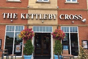 The Kettleby Cross in Melton, part of the Wetherspoon chain PHOTO: Supplied