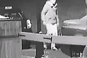 Police released CCTV images after the vehicle break ins