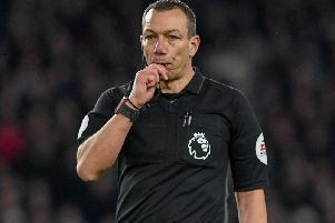 Kevin Friend. Picture by Getty Images