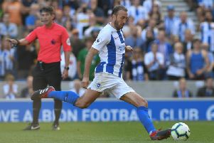 Glenn Murray. Picture by PW Sporting Photography
