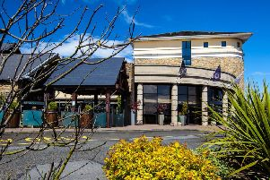 Da Vinci's Hotel in Derry is giving away two tickets to Ladies in the Blues