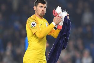 Mathew Ryan. Picture by PW Sporting Photography