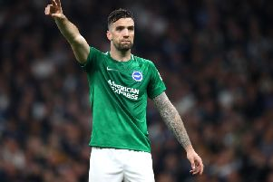 Shane Duffy. Picture by Getty Images
