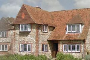 Stone House, 82 West Street, Selsey. Google Street View