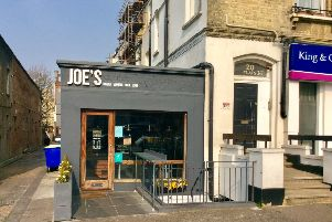 Joe's Burger Bar