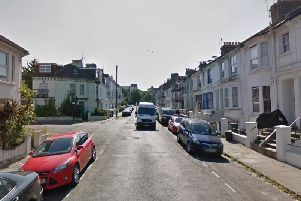 The junction of Stanley Road and Lorne Road