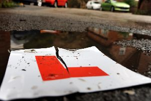 Changes were made to the driving theory test last year