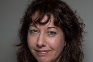 Nancy Platts, leader of the Labour Group on Brighton and Hove City Council. Photograph: Michael Crabtree