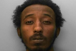 Mahad Hussein, 22, unemployed, of Copenhagen Place, Tower Hamlets, London, was found guilty of two counts of rape, and was sentenced at Hove Crown Court today.