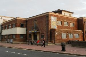 King Alfred Leisure Centre, Hove