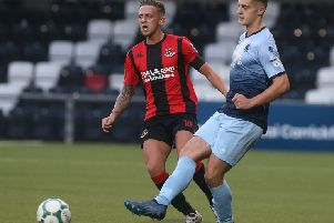 Midfielder Aaron Jarvis has committed his future to Institute.