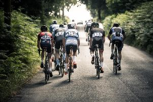 Riders will tackle five challenging stages. Picture courtesy of John Powell.