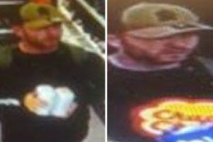 Do you recognise this man? Picture: Sussex Police