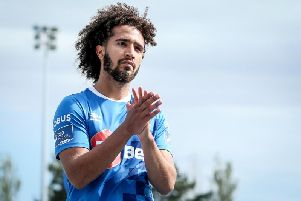French midfielder, Bastien Hery has joined Linfield from Waterford.