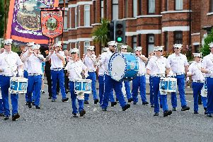 Ardoyne parade passes peacefully.