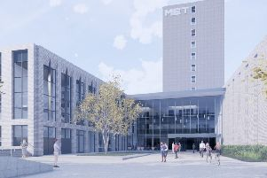 Plans to redevelop the Pelham Street Campus