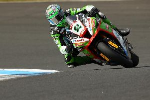 Glenn Irwin will miss the British Superbike round at Snetterton this weekend.