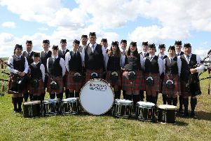 Kildoag took the Grade 4A title at Moira Demesne on Saturday
