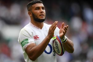Lewis Ludlam starred for England against Wales