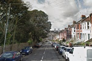 Bear Road (photo from Google Maps Street View)