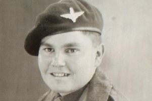 William Alexander Courcha, who was stationed at Somerby with the 10th Battalion, The Parachute Regiment, and who fought in the Battle of Arnhem, has passed away EMN-190927-095043001