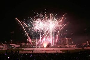 Early bird tickets for the fireworks are now on sale (picture courtesy of Sussex Cricket)