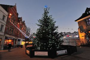 Peterborough will have a real Christmas tree this year