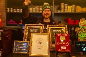 Oliver's has been recognised with many awards since it opened in 2017