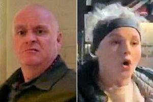 Do you recognise this man and woman? SUS-191029-163136001