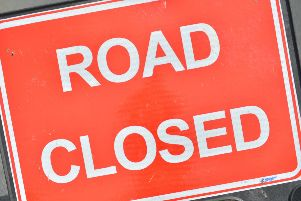 Road closures will be put in place