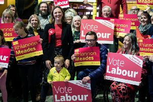 Labour Party launches its Mid Beds campaign