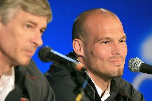 Freddie Ljungberg will seek advice from his former manager Arsene Wenger ahead of Arsenal's Premier League match against Brighton and Hove Albion