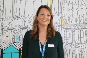 Dr Alice Emond is the Rockinghorse Clinical Psychologist at the Royal Alexandra Children's Hospital in Brighton.