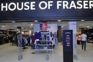 House of Fraser will close in MK on January 31