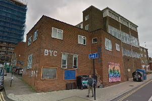 Brighton Youth Centre in Edward Street