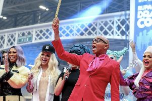 RuPaul's DragCon UK. Images courtesy of Premier Communications