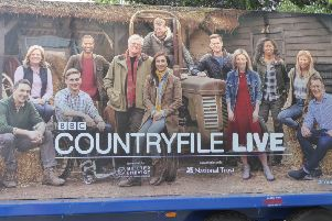 Countryfile Live 2018